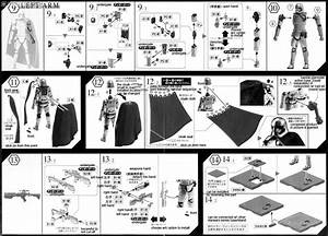 1  12 Captain Phasma English Manual  U0026 Color Guide
