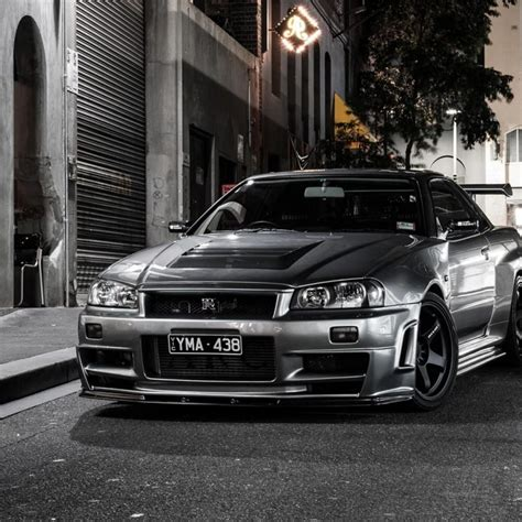 10 Latest Nissan Skyline R34 Wallpaper 1920x1080 Full Hd