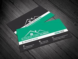 15 free real estate business card templates designazurecom for Realtor business card template