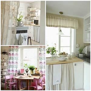 Dalani tende per cucina con mantovana eleganza in casa for Tende a finestra per cucina