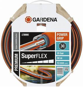 Gardena Schlauch 30m : premium superflex schlauch gardena 18096 20 13 mm 1 2 30m von gardena bei elektroshop wagner ~ Eleganceandgraceweddings.com Haus und Dekorationen