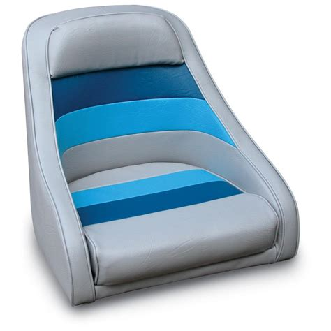 Cheap Captain Chairs For Boats by Wise Deluxe Pontoon Captain S Chair 93692