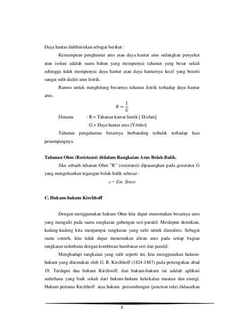 Tugas makalah fisika teknik