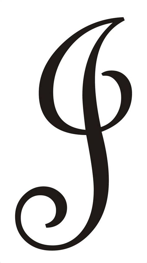 stencils custom monogram stencil large  tall  letter diy wedding signs monogram stencil