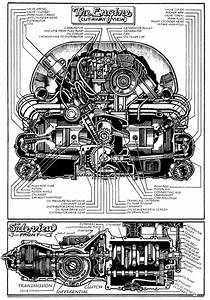 1970 Vw Engine Diagram