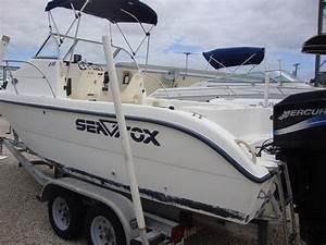 2002 Sea Fox 230 Wa 24 Walkaround Used -good