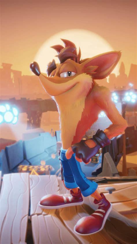 crash bandicoot    time game   ultra hd