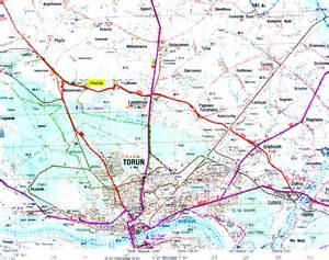 on map torun maps