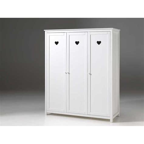 armoire pour chambre fille chambre fille blanc laque paihhi com