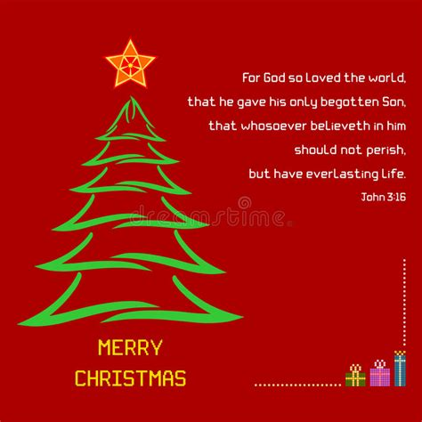 christmas holy bible vakyam pictures holy bible verse 3 16 stock vector image 60097616