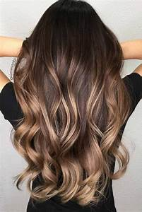 Dark Brown Hair With Highlights And Lowlights Pictures