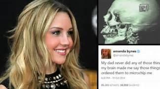 Amanda Bynes has a Microchip in her Brain   Conspirazzi  Amanda Bynes Now 2017