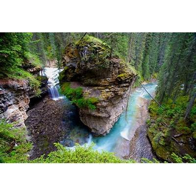 Johnston Canyon Banff NP Alberta CanadaThis is from a