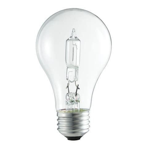 philips 100w equivalent incandescent a19 clear light bulb