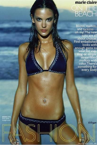 Ambrosio Alessandra Swimwear General Hotties Supermodel Bartcop