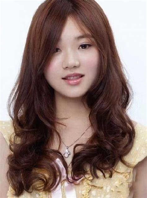 Hairstyles For Asian Faces by 25 Asian Hairstyles For Faces Hair Makeup