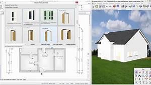 Haus Online Entwerfen : haus entwerfen mit bauset hausplaner version 17 youtube ~ Articles-book.com Haus und Dekorationen