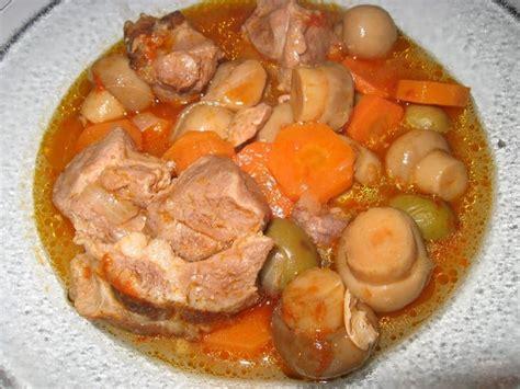recette saute de porc