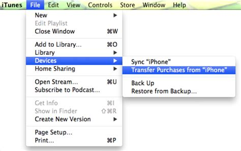 how to transfer from iphone to itunes how to transfer iphone purchases to itunes on pc mac