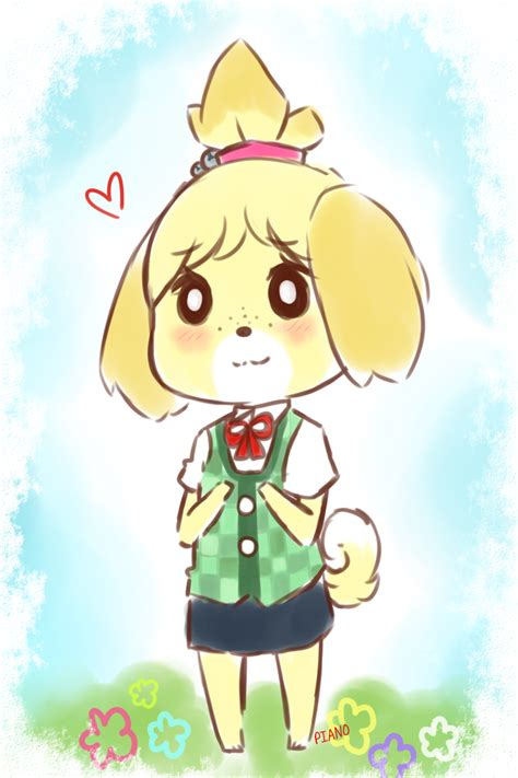 Isabelle Animal Crossing Wallpaper - isabelle animal crossing images isabelle by