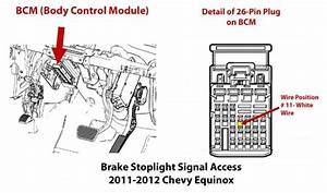 1989 Chevy Brake Light Wiring Diagram