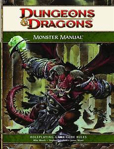 Monster Manual 4 0