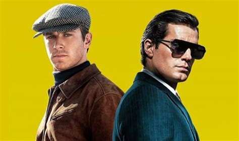 Armie Hammer on whether there will be a sequel to The Man ...