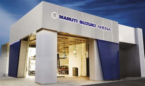 Suzuki Dealerships by Maruti Suzuki Dealerships To Be Rebranded As Quot Maruti