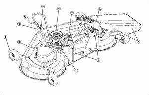 32 John Deere La145 Belt Diagram