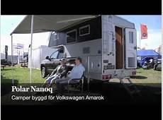 Polar Camper för Volkswagen Amarok YouTube