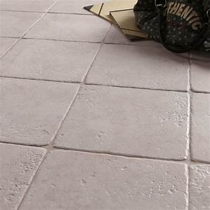 un carrelage aspect pierre leroy merlin With carrelage sols