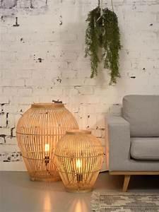 Was Passt Zu Bambus : stehlampe tuvalu aus bambus natural bodenlampe ~ Watch28wear.com Haus und Dekorationen