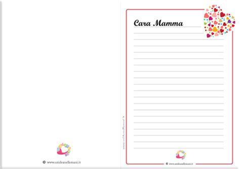 Lettere Per La Mamma Compleanno by Festa Della Mamma Biglietti Auguri Da Stare