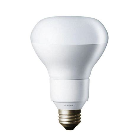 philips 65 watt equivalent soft white r30 dimmable cfl