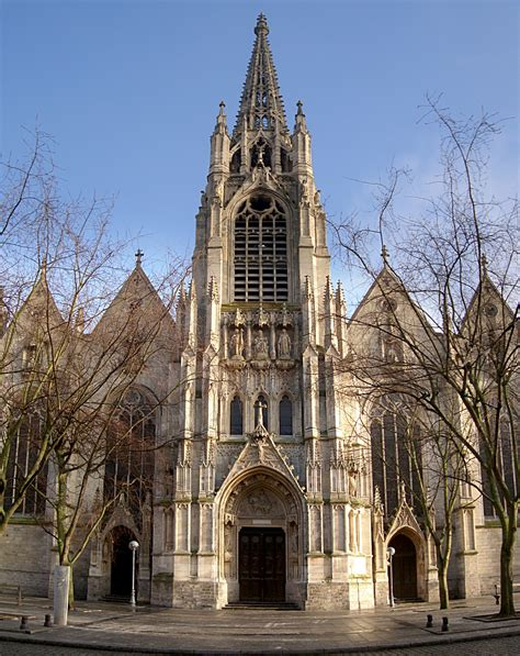 maurice lille church in lille thousand wonders