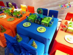 Ninja Turtles themed party cape town - The Party B Kids