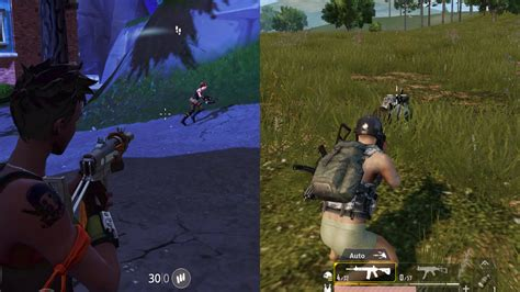 pubg mobile  fortnite mobile  portable battle