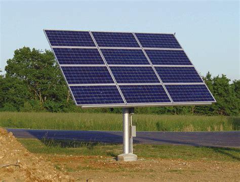 Система слежения за Солнцем — трекер для солнечных батарей
