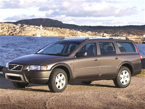 volvo xc  wagon  pricing kelley blue book
