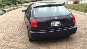 For Sale  1997 Honda Civic Cx Ek Hatch