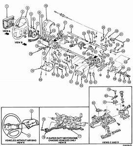 1996 Ford F 250 Steering Column Wiring Diagram