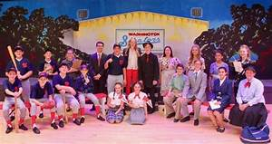 Camillus Middle School students perform 'Damn Yankees' as ...