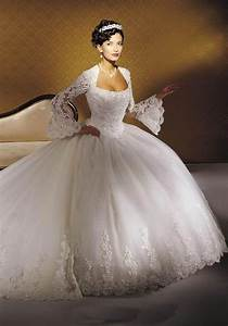 Elegant collection of princess wedding dresses for royal for Princes wedding dress