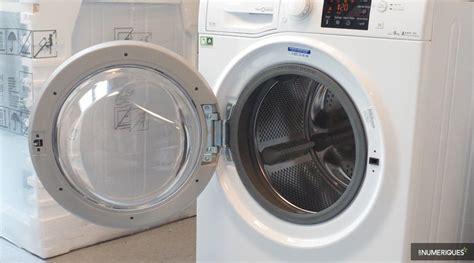 consommation d eau lave linge hotpoint ariston rpg 945 js test complet lave linge les num 233 riques