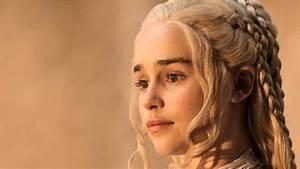 Game of Thrones star Emilia Clarke praises female ...