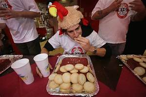 The English Love Mince Pie - Competitive Eating