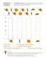 thanksgiving math worksheets school sparks