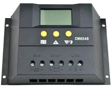 Universal Solar Battery Charger Controller
