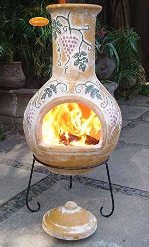 The Best Chiminea by Our Review Of The Best 2 Clay Chimineas