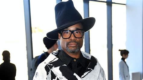 People Names Billy Porter One The Best Dressed